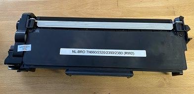 Brother lasertoner TN2320
